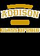 Addison Holloway Prospect Unisex Hooded Sweatshirt