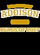 Addison District Perfect Tri Sleeveless Hoodie