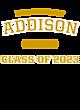 Addison Lightweight Hooded Unisex Sweatshirt