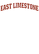 East Limestone Classic Fit Heavy Weight T-shirt