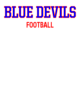 Chenango Forks Central  Sch Fan Favorite Heavyweight Hooded Unisex Sweatshirt