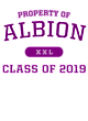 Albion Holloway Electrify Long Sleeve Performance Shirt