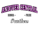 Andover Central Holloway Electrify Long Sleeve Performance Shirt