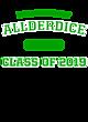 Allderdice Fan Favorite Heavyweight Hooded Unisex Sweatshirt