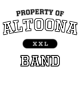 Altoona Mens Heather Blend T-shirt