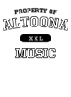 Altoona Bella+Canvas Unisex Triblend Short Sleeve T-Shirt