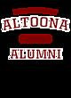 Altoona Ladies Kinergy 2 Color Long Sleeve Raglan T-Shirt