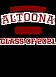 Altoona Ladies Sport-Wick Heather Fleece Hooded Pullover
