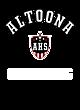 Altoona Ladies Tri-Blend Performance T-Shirt