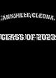 Annville-Cleona Ladies Tri-Blend Performance T-Shirt