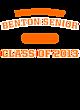Benton Senior Ladies Tri-Blend Wicking Fan Tee