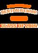 Benton Senior Colorblock Competitor T-Shirt