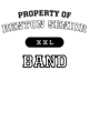 Benton Senior Long Sleeve Competitor T-shirt