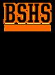 Benton Senior Holloway Electrify Long Sleeve Performance Shirt