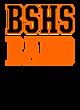 Benton Senior Embroidered Youth 7 inch Classic Mesh Short