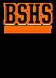 Benton Senior Kinergy Two Color Long Sleeve Raglan T-Shirt