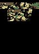 Benton Senior Tri-Blend Wicking Fleece Short Sleeve Hoodie