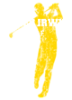 Agnes Irwin Holloway Electrify Long Sleeve Performance Shirt