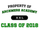 Archmere Academy Classic Fit Heavy Weight T-shirt