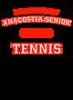 Anacostia Senior Ladies Tri-Blend Wicking Fleece Hooded Pullover