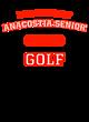 Anacostia Senior Ladies Classic Fit Lightweight Tee
