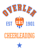 Overlea Fan Favorite Heavyweight Hooded Unisex Sweatshirt