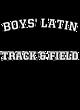 Boys' Latin Fan Favorite Heavyweight Hooded Unisex Sweatshirt