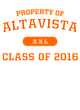 Altavista Fan Favorite Heavyweight Hooded Unisex Sweatshirt