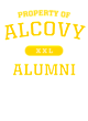 Alcovy Classic Fit Heavy Weight T-shirt