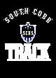 South Cobb Holloway Electrify Long Sleeve Performance Shirt
