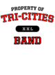 Tri-Cities Classic Fit Heavy Weight T-shirt