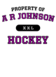 A R Johnson Classic Fit Heavy Weight T-shirt