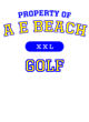 A E Beach Champion Heritage Jersey Tee