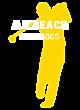 A E Beach District Perfect Tri Long Sleeve Hoodie