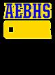 A E Beach Embroidered Colorblock Sport Duffel