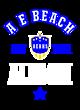 A E Beach Youth Baseball T-Shirt