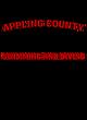 Appling County Bella+Canvas Women's Tri-Blend T-Shirt