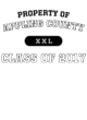 Appling County Classic Fit Heavy Weight T-shirt