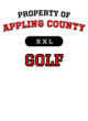Appling County Youth Ultimate Performance T-shirt