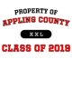 Appling County Ladies Attain Performance Shirt