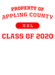 Appling County Ladies Attain Wicking Performance Shirt