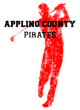Appling County Nike Ladies Core Cotton Scoop Neck T-Shirt