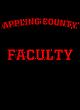 Appling County New Era French Terry Crew Neck Sweatshirt