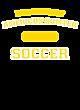 Americus Sumter Ladies Sport-Wick Heather Fleece Hooded Pullover