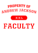Andrew Jackson Holloway Electrify Long Sleeve Performance Shirt
