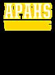 American Preparatory Academy Womens V-Neck Competitor T-shirt