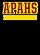 American Preparatory Academy Augusta Ladies Hyperform Compression Capri