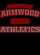Armwood Womens Tech Fleece Hooded Sweatshirt