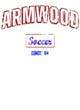 Armwood Sport Tek Sleeveless Competitor T-shirt
