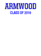 Armwood Ladies Triumph Cowl Neck Pullover